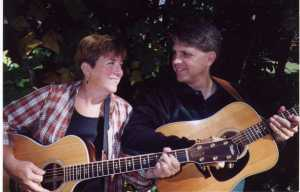 City Folk - Pete and Jane Smith