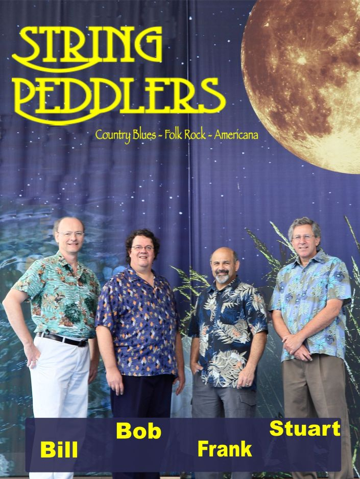 String Peddlers web