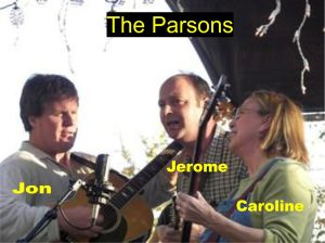 The Parsons web