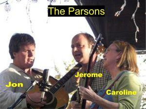 The Parsons web