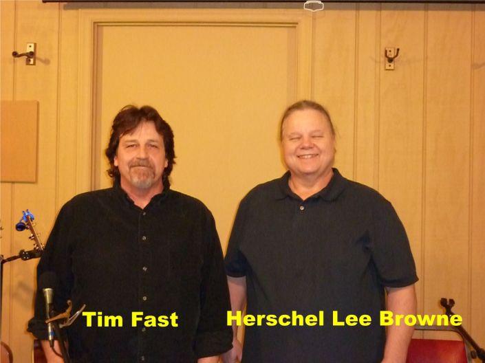 Tim and Herschel web