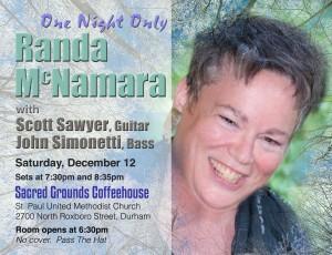 Randa McNamara December12
